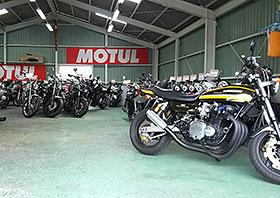 バイク販売イメージ